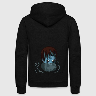 Pennywise Under Water - Unisex Fleece Zip Hoodie