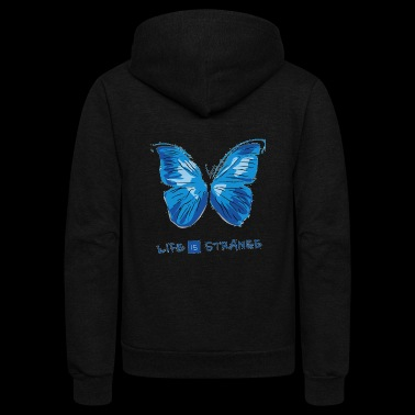 LIFE IS STRANGE - Unisex Fleece Zip Hoodie