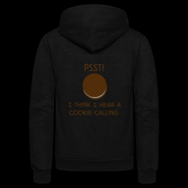 cookie - Unisex Fleece Zip Hoodie