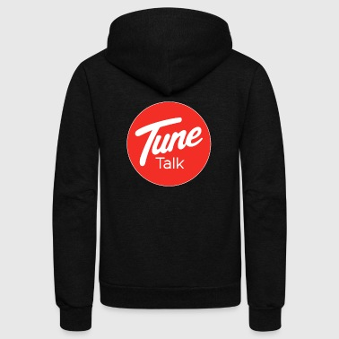 Tune Talk - Unisex Fleece Zip Hoodie