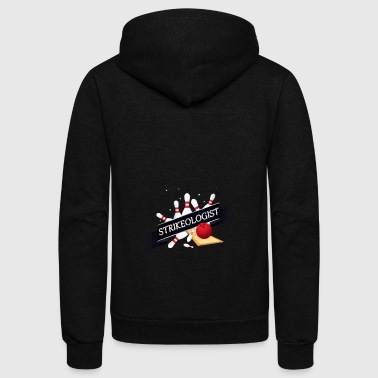 strikeologist - Unisex Fleece Zip Hoodie