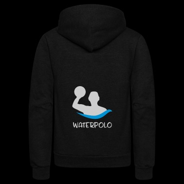 waterpolo - Unisex Fleece Zip Hoodie