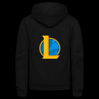 league of legends - Unisex Fleece Zip Hoodie