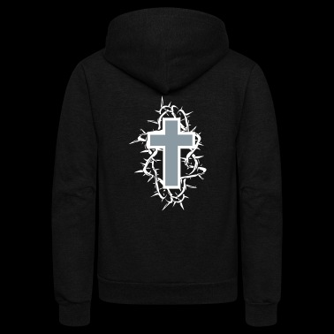 cruise with thorns - Unisex Fleece Zip Hoodie