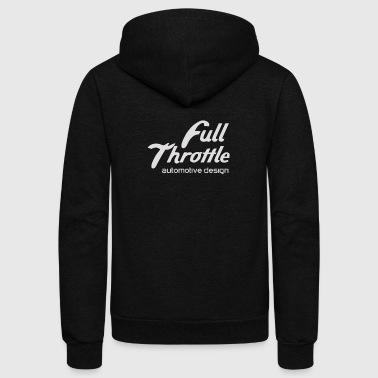 New Design Full throttle Best Seller - Unisex Fleece Zip Hoodie by American Apparel