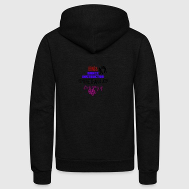 Being a dance instructor - Unisex Fleece Zip Hoodie