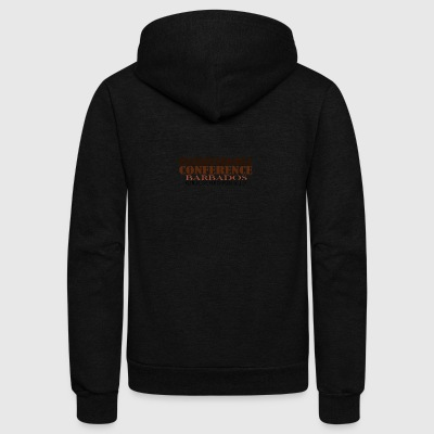 Paleontology - Unisex Fleece Zip Hoodie by American Apparel