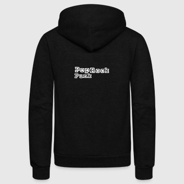 Punk Rock - Unisex Fleece Zip Hoodie