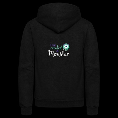 Partnerlook - Parents & Child. Parents version - Unisex Fleece Zip Hoodie