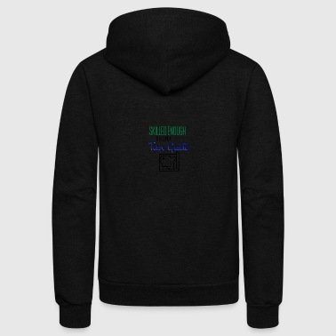 Tour Guide - Unisex Fleece Zip Hoodie