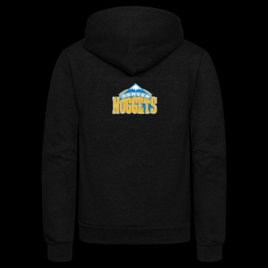 Denver Nuggets - Unisex Fleece Zip Hoodie