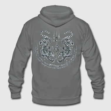 Tatoo - Unisex Fleece Zip Hoodie