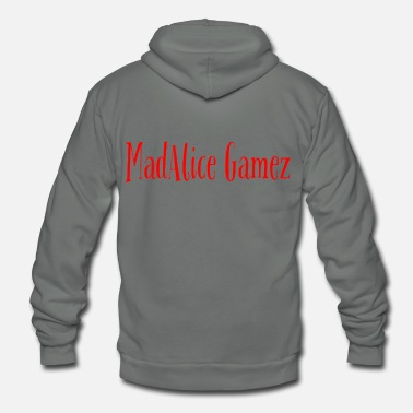 First Name First Name drop! - Unisex Fleece Zip Hoodie