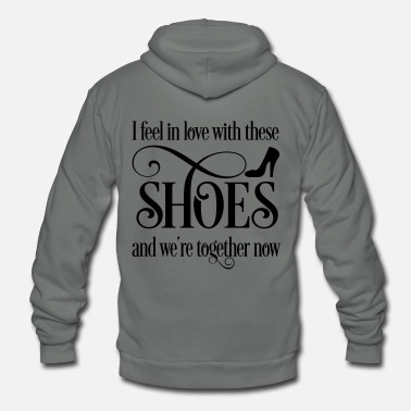 Shoes shoes - Unisex Fleece Zip Hoodie