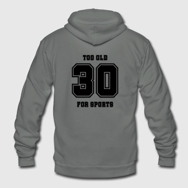 30th birthday - Unisex Fleece Zip Hoodie
