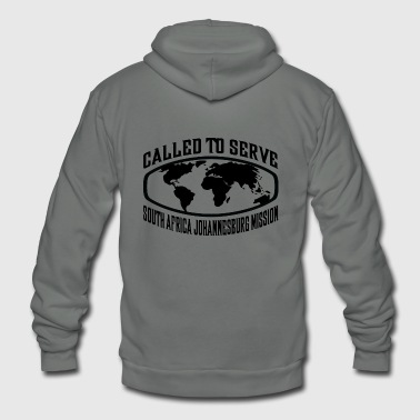 South Africa Johannesburg Mission - LDS Mission CT - Unisex Fleece Zip Hoodie