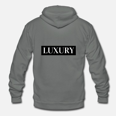 Luxury Luxury - Unisex Fleece Zip Hoodie