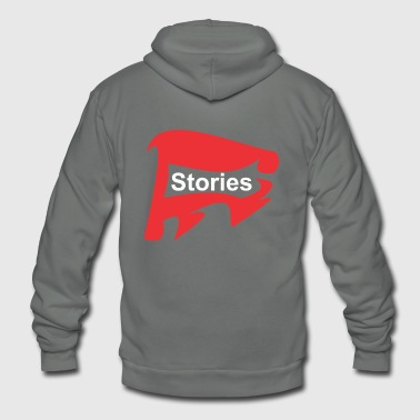 Stories - Unisex Fleece Zip Hoodie