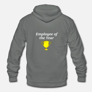 Employee Employee of the year - Unisex Fleece Zip Hoodie