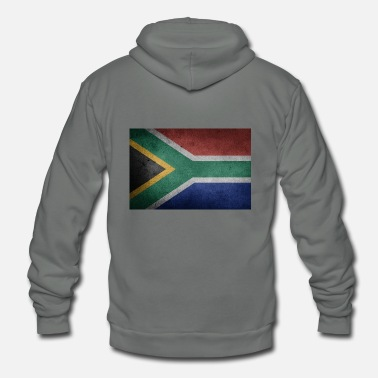 South Africa south africa - Unisex Fleece Zip Hoodie