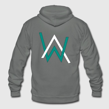 Alan Walker - Unisex Fleece Zip Hoodie