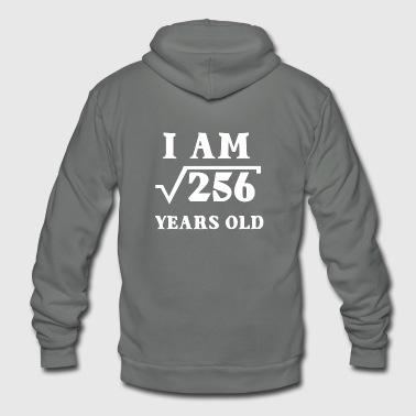 16th birthday - Unisex Fleece Zip Hoodie