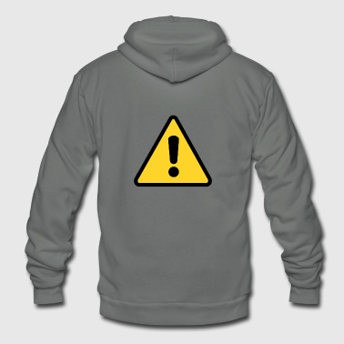 sign - Unisex Fleece Zip Hoodie