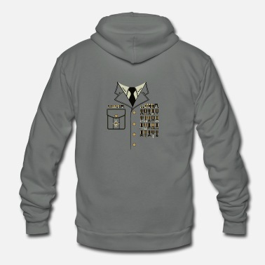 Console Console General - Unisex Fleece Zip Hoodie