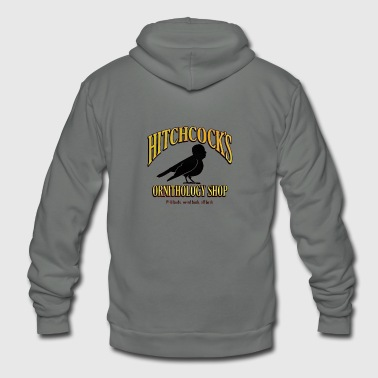 ornithology shop - Unisex Fleece Zip Hoodie