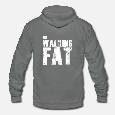 Fat FAT - Unisex Fleece Zip Hoodie
