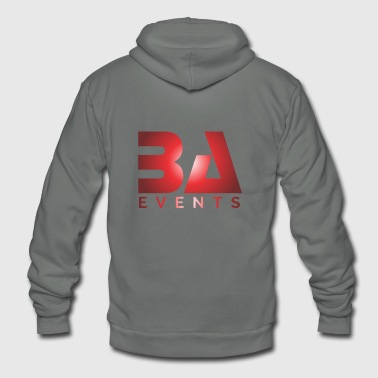 BA EVENTS - Unisex Fleece Zip Hoodie