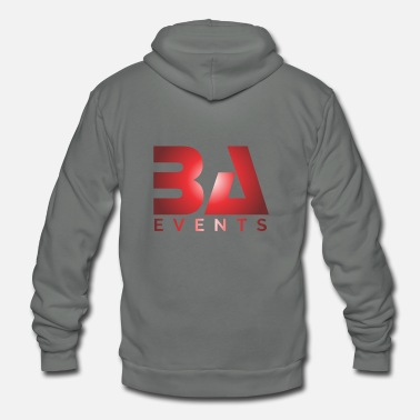 Eventing BA EVENTS - Unisex Fleece Zip Hoodie