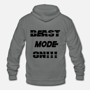 Mode Mode on! - Unisex Fleece Zip Hoodie