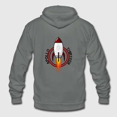 apollo thirteen - Unisex Fleece Zip Hoodie