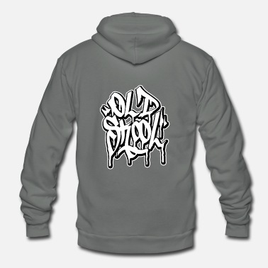Old School old skool graffiti old school - Unisex Fleece Zip Hoodie