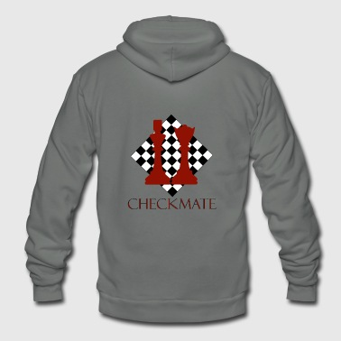 Checkmate Checkmate - Unisex Fleece Zip Hoodie