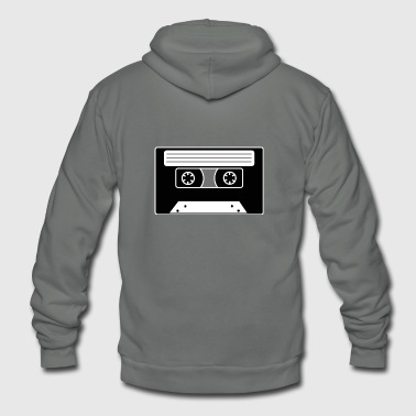 Tape - Unisex Fleece Zip Hoodie