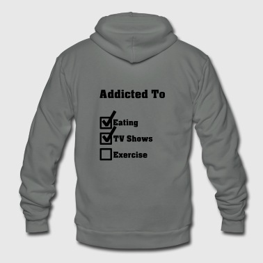 Addicted to - Unisex Fleece Zip Hoodie