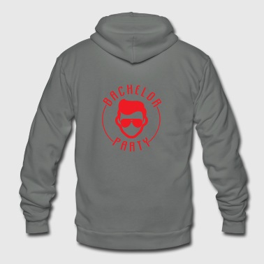 Bachelor Party | bachelor party gift - Unisex Fleece Zip Hoodie