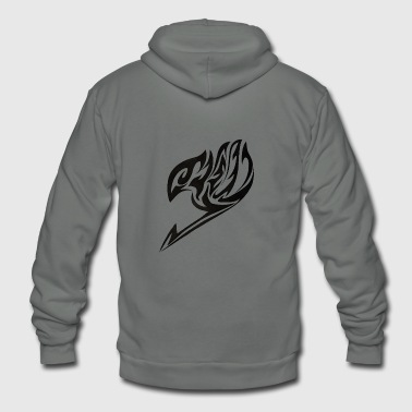 Fairy Tail fairy tail - Unisex Fleece Zip Hoodie