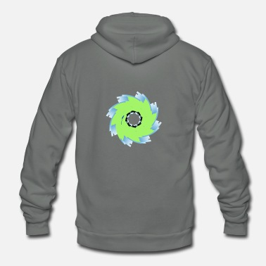 Fan fan - Unisex Fleece Zip Hoodie