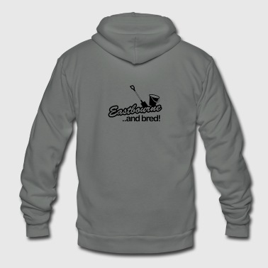 Eastbourne and Bred - Unisex Fleece Zip Hoodie