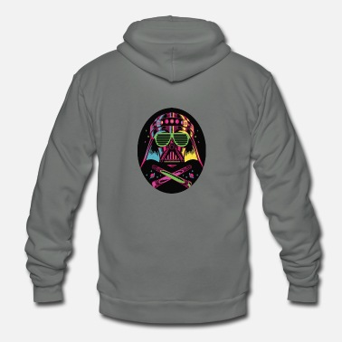 Raver ravers ravers lights - Unisex Fleece Zip Hoodie