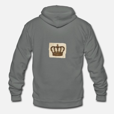 Golden Crown Golden crown - Unisex Fleece Zip Hoodie