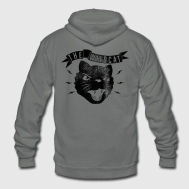 The wildcat - Unisex Fleece Zip Hoodie