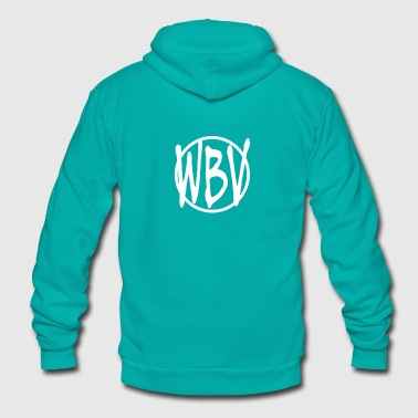 WillieB Vlogging - Unisex Fleece Zip Hoodie