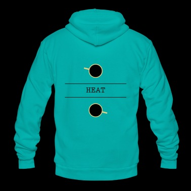Heat - Movie - Unisex Fleece Zip Hoodie