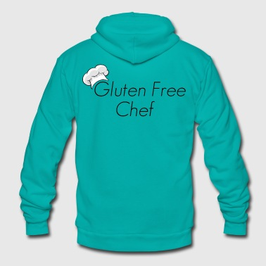 Gluten Free Chef - Unisex Fleece Zip Hoodie