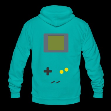 gameboy - Unisex Fleece Zip Hoodie