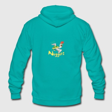 The Nuggets - Unisex Fleece Zip Hoodie